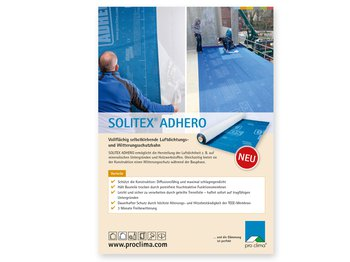 SOLITEX ADHERO (Flyer)