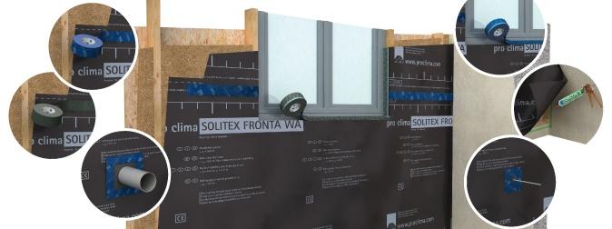 System SOLITEX FRONTA WA